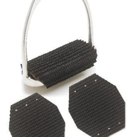 Super Comfort Stirrup Pads - Black (Reg $31.95 NOW 40% OFF)