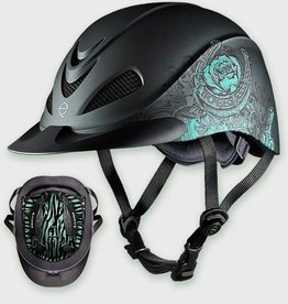 Troxel Troxel Rebel Western Helmet Styles