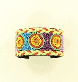 M & F Western Products Bracelet - Beaded Cuff