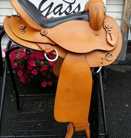 "Circle L Canyon Rock 15"" Trail Saddle - Was $595 now $275!!!"