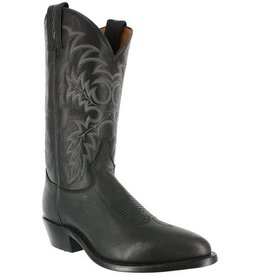Tony Lama Men's Tony Lama Black Stallion Boots Black, 9D - Reg Price $199.95 now