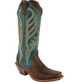 Twisted X, Inc Women's Twisted X Steppin' Out Boots Brown & Turquoise 8.5 B - Reg Price $199.95 now 25% OFF!