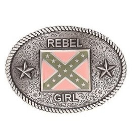 Nocona Rebel Girl Belt Buckle