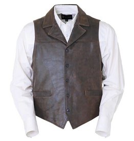Outback Trading Company LTD Men's Outback Chief Vest Brown