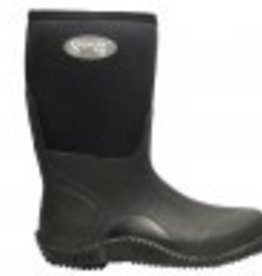 "AGS Footwear Superior 16"" Black Neoprene Mud Boot"