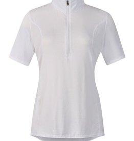 Kerrits Equestrian Women's Kerrits Breeze Ice Fil Short Sleeve Shirt, White