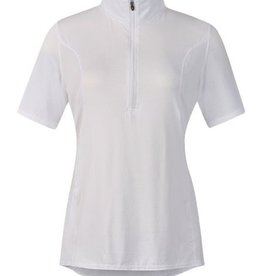 Kerrits Women's Kerrits Breeze Ice Fil Short Sleeve Shirt, White
