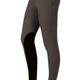 Kerrits Equestrian Women's Kerrits All Terrain Pocket Kneepatch Breech, Dark Bay - Reg $109 now $89!
