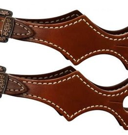 Showman Showman Slobber Straps with Buckles