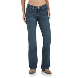 Wrangler Women's Wrangler Ultimate Riding Jean Q-Baby - Tuff Buck