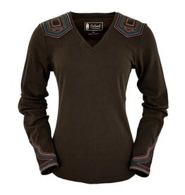 Outback Women's Outback Western Saddle Thermal
