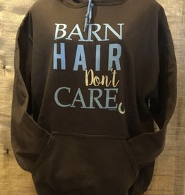 Stirrups Clothing Stirrups Barn Hair Don't Care Hoodie