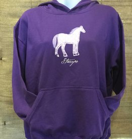 Stirrups Clothing Stirrups Standing Pony Hoodie
