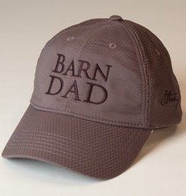 Stirrups Clothing Stirrups Barn Dad Dark Brown Ball Cap