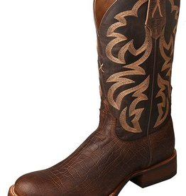 Twisted X, Inc Men's Twisted X Rancher Boot – Crazy Horse Tobac/Crazy Horse Taupe
