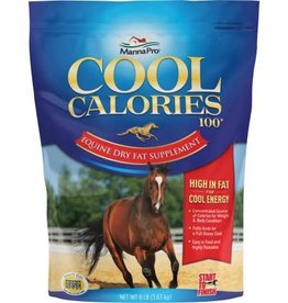Manna Pro Cool Calories 100 powder 8 LB