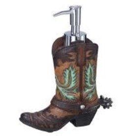 Tough-1 Cowboy Boot Soap Pump