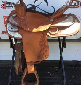 """Used Tahoe Show Saddle, Reg Bar - 16"""""""