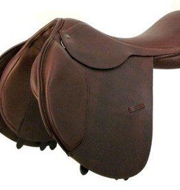 """Smith Worthington Saddlery Smith-Worthington Mystic Close Contact Saddle 17.5"""" (Reg $1745 NOW 20% OFF)"""