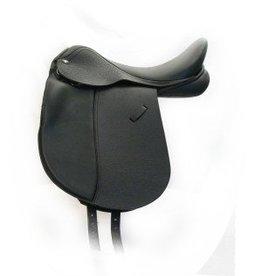 """Smith Worthington Saddlery Smith-Worthington Mystic Buffalo Dressage Saddle 18.5"""" (Reg $1980 NOW 20% OFF)"""