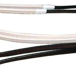 HDR HDR Pro Rubber Reins White Horse (Reg $39.95 NOW 40% OFF)