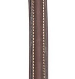 Treadstone Raised Padded Browband, Oakbark - Pony