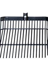 Cashel Cashel Manure Fork, 18-Tine Black