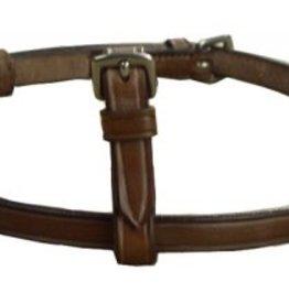 Smith Worthington Saddlery Flash Noseband Attachment Black (Reg $14.95 NOW 40% OFF)