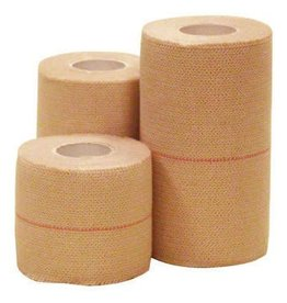"Elastic Adhesive Tape 6 rolls - 2"" X 5 yds single"