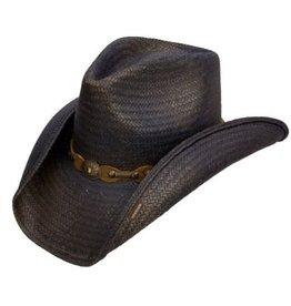 Stetson Stetson Roxbury Straw Hat - Black