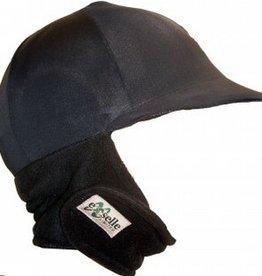 Exselle Winter Helmet Cover, Black