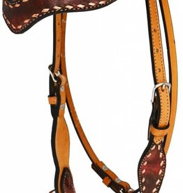 Alamo Saddlery Marble Wave Overlay Tack Set - Reg $249.90, Now On Sale