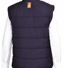 Tuffrider Women's Tuffrider Baker Country Quilted Vest Navy Large - $79.95 @ 50% OFF!