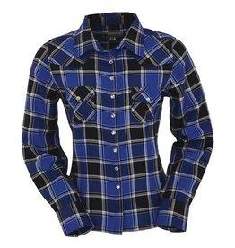 Outback Trading Company LTD Women's Outback Aubrey Performance Shirt Royal Medium - Reg Price $42.95 now 25% OFF!