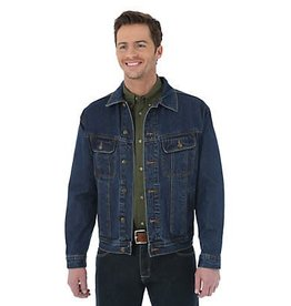 Wrangler Men's Wrangler Rugged Wear Denim Jacket