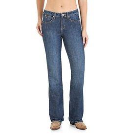 Wrangler Women's Wrangler Aura Plus-Size Jeans