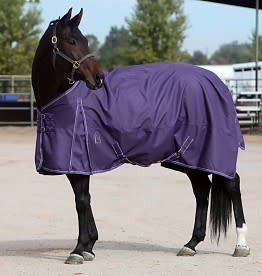 Equisupplies LLC EOUS Phlegon 1680D Turnout Sheet - Reg $134.95 now 40% OFF! Marina Blue 87