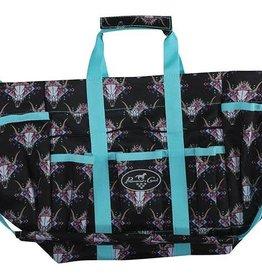 Professional's Choice Professional's Choice Tack Tote Grooming Bag - Longhorn