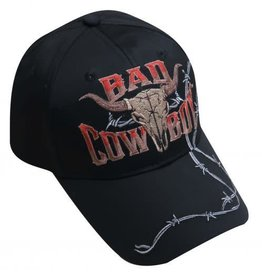 Showman Bad Cowboy Baseball Cap