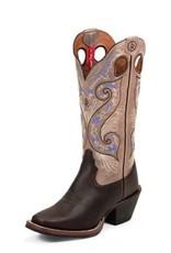 Tony Lama Women's Tony Lama Asena Brown Boot