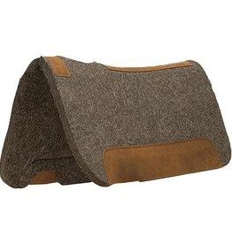 Weaver Leather Company All Natural 100% Wool Felt Saddle Pad - Pony