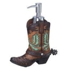 Tough-1 Cowboy Boot Soap Pump