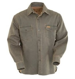 Outback Men's Outback Arkansas Shirt Jacket