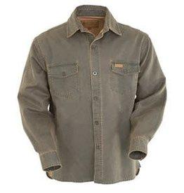 Outback Trading Company LTD Men's Outback Arkansas Shirt Jacket