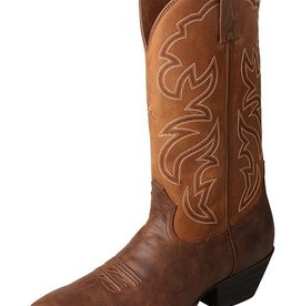 Twisted X, Inc Men's Twisted X Brown & Rust Western Boots