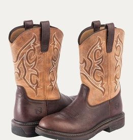 Noble Men's Noble Ranch Tough Boots, Tobacco - Reg $169.95 @ 25% OFF! 8D