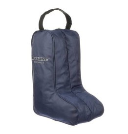 Lucchese Bootmaker Lucchese Brand Blue Boot Bag