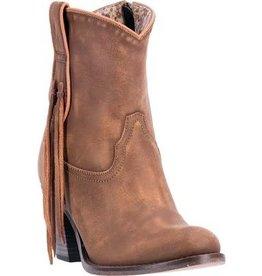 Dingo Women's Dingo Wrigley Boots - Tan