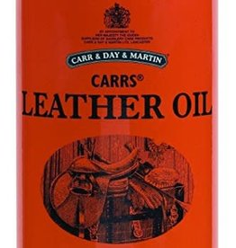 Carr and Day & Martin Carrs Leather Oil