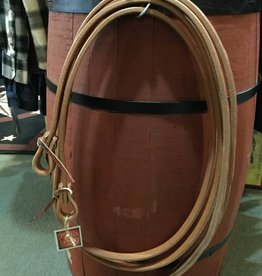 """Circle L Circle L Weighted Split Leather Reins - 3/4"""" x 8'"""